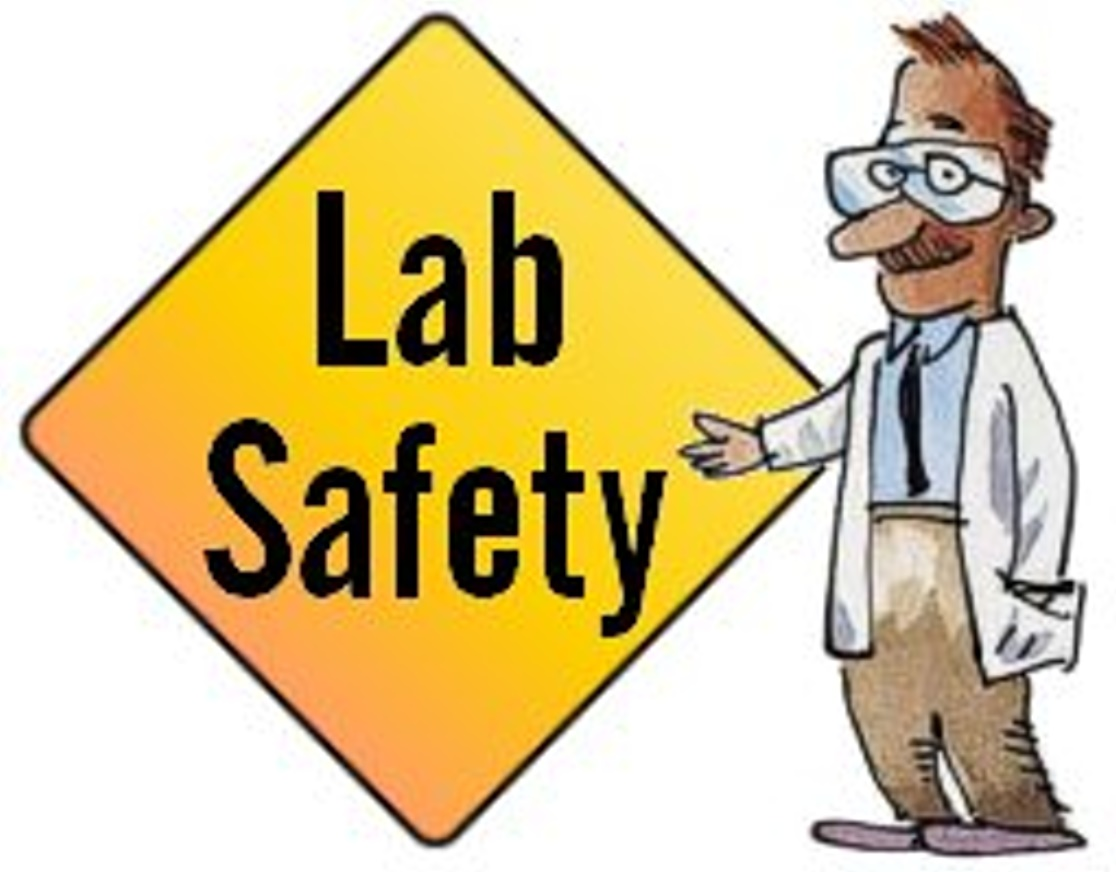 lab safety science yourself experiments rules laboratory classroom class things leave doing